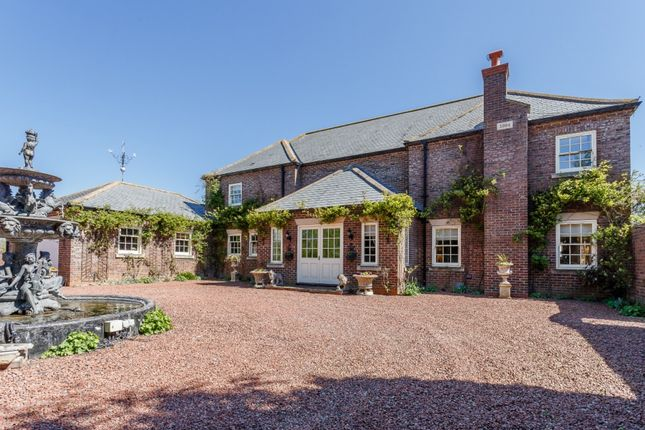 Thumbnail Detached house for sale in Hornby, Northallerton, North Yorkshire