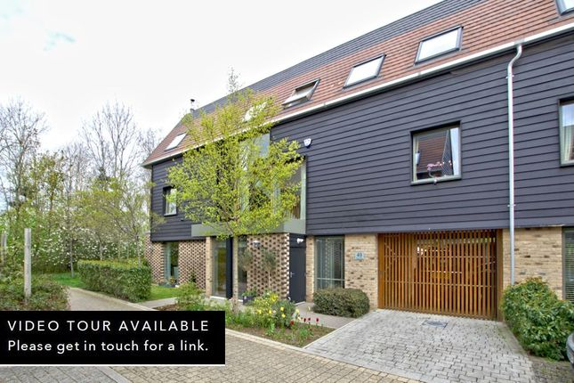 Thumbnail Town house for sale in Royal Way, Trumpington, Cambridge