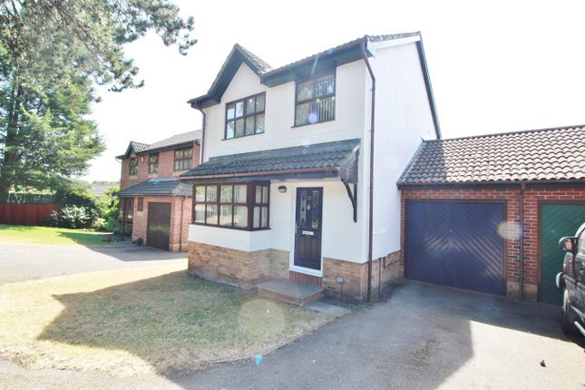 Thumbnail Link-detached house for sale in Llanover Way, Ysbytty Fields, Abergavenny