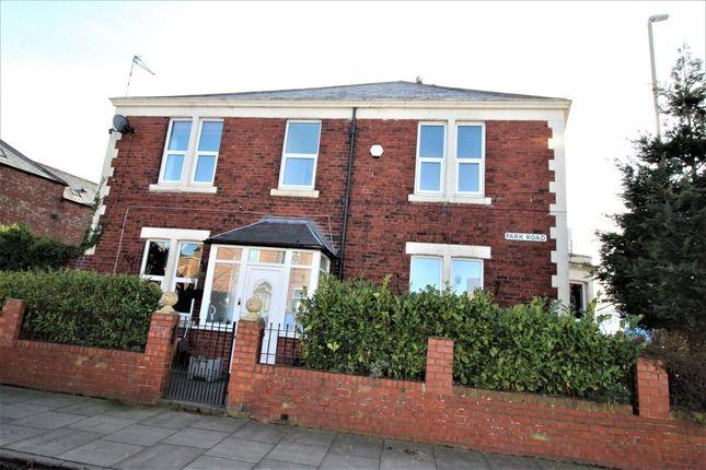 Thumbnail Terraced house for sale in Park Road, Hebburn
