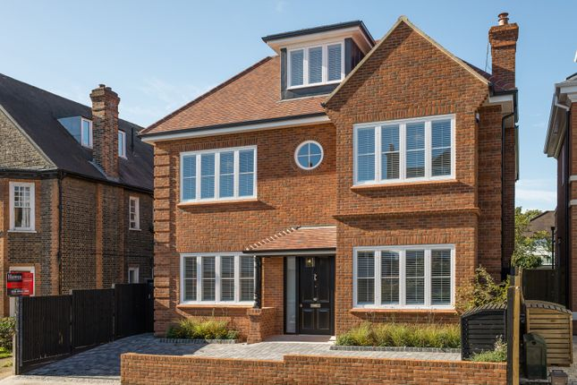 Thumbnail Detached house for sale in Malcolm Road, Wimbledon Village, Wimbledon