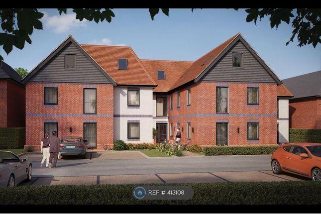 Thumbnail Flat to rent in Rockingham Road, Newbury