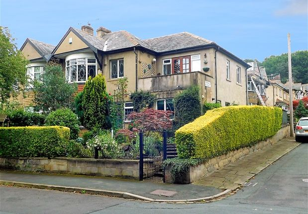 Thumbnail Semi-detached house for sale in Fern Hill Road, Shipley