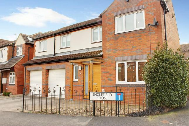 Thumbnail Detached house for sale in Inglefield Close, Beverley