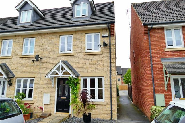 Thumbnail Semi-detached house for sale in Globe Court, King Edward Close, Calne