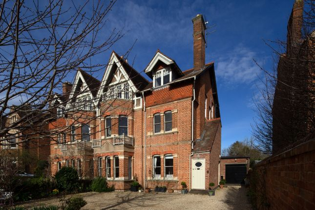 Thumbnail Semi-detached house for sale in Bardwell Road, Central North Oxford