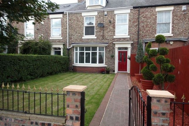 Thumbnail Terraced house for sale in Waterloo Road, Blyth