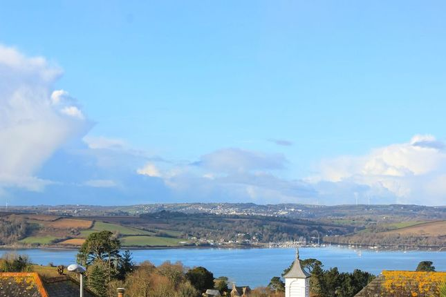Thumbnail End terrace house for sale in The Lookout, St. Just In Roseland, Truro