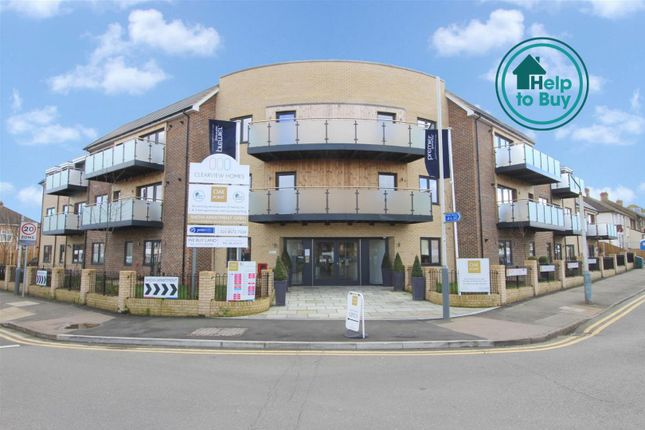 Thumbnail Flat for sale in Oak Point, Hillingdon