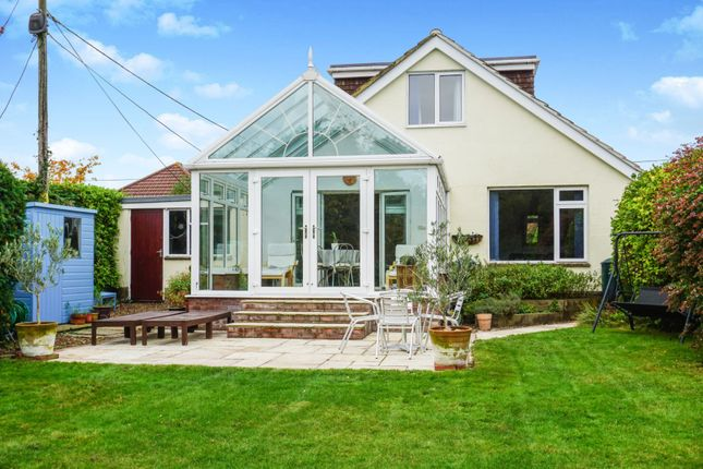 Thumbnail Detached bungalow for sale in Ashleigh Close, Southampton