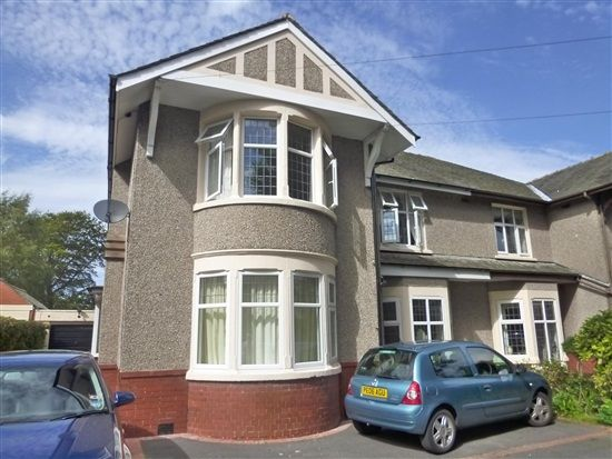 Thumbnail Flat to rent in Elms Drive, Bare, Morecambe