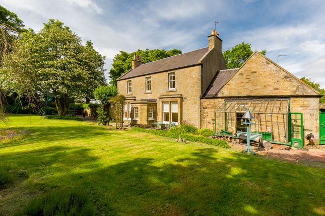 Thumbnail Detached house for sale in Newtongrange, Dalkeith