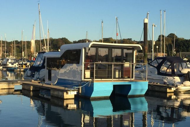 Thumbnail Houseboat for sale in Western Concourse, Brighton Marina Village, Brighton
