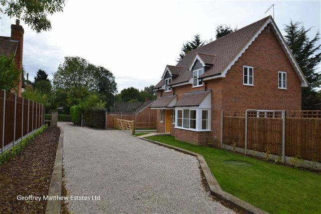 Thumbnail Detached house for sale in Jeans Yardling, Tye Green Village, Harlow, Essex