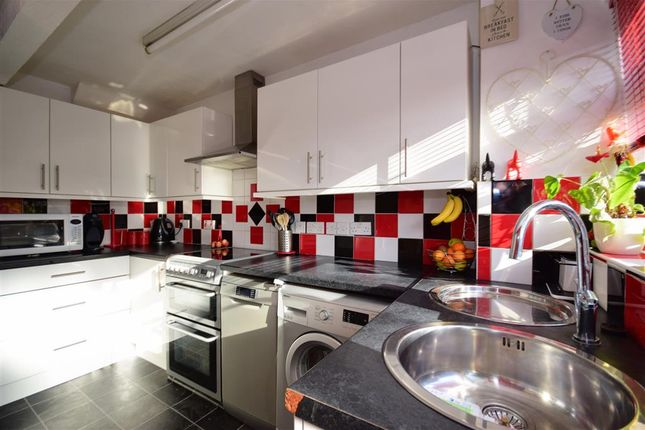 Thumbnail Terraced house for sale in Markhams Chase, Basildon, Essex
