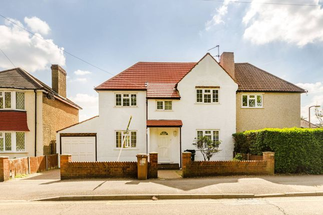 Thumbnail Semi-detached house to rent in Green Lane, Worcester Park