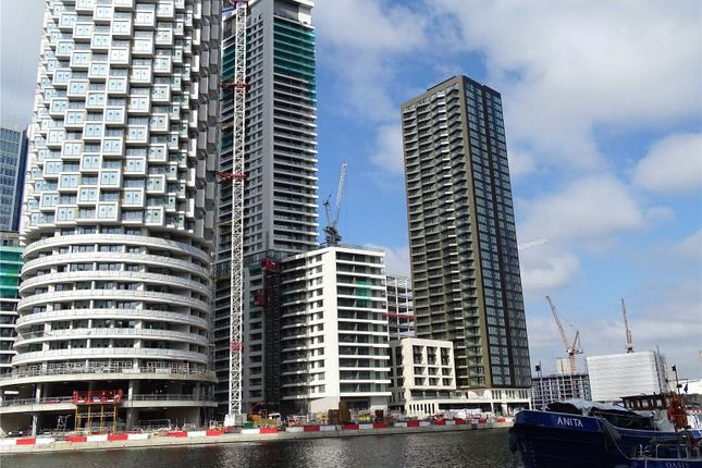 Thumbnail Flat for sale in Park Drive Investors Portfolio, Canary Wharf, London