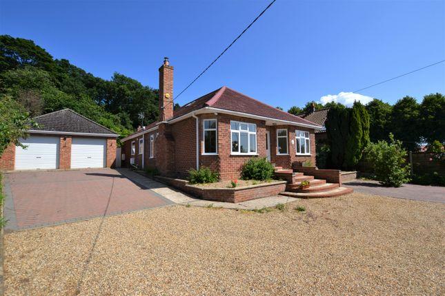 Thumbnail Detached house for sale in Hunstanton Road, Dersingham, King's Lynn