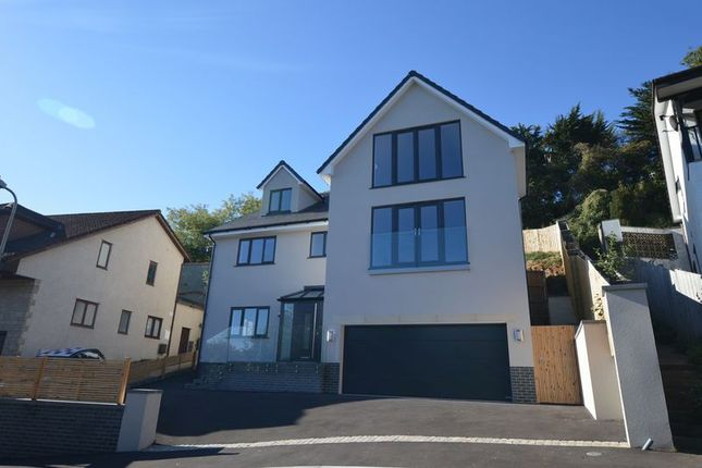 Thumbnail Detached house for sale in The Glen, Worlebury, Weston-Super-Mare