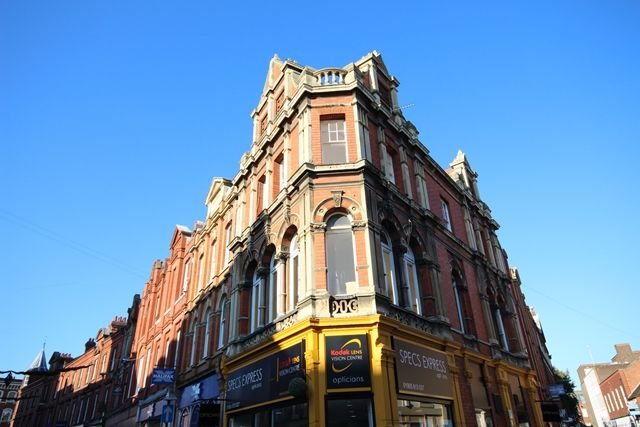 Thumbnail Flat to rent in St. Swithins Street, Worcester