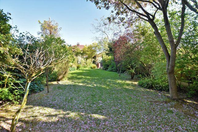 Garden of Farlands Drive, East Didsbury, Didsbury, Manchester M20