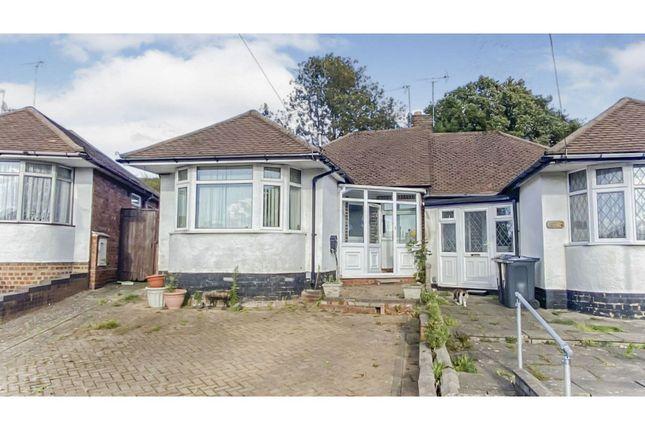 Thumbnail Semi-detached bungalow for sale in Elmay Road, Birmingham
