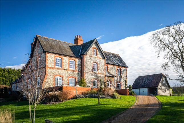 Thumbnail Property for sale in Steepleton Hill, Stockbridge, Hampshire