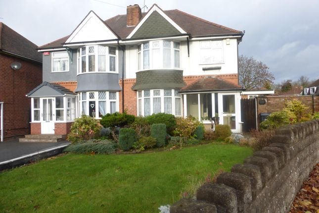 Thumbnail Property to rent in College Road, Birmingham