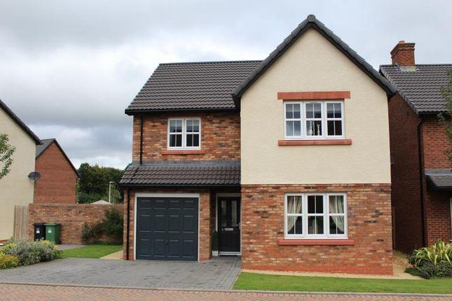 Thumbnail Detached house for sale in Kempton Drive, Carlisle
