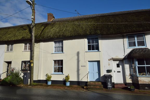 Thumbnail Cottage for sale in Church Street, Sidford, Sidmouth
