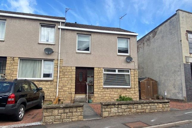 Thumbnail End terrace house for sale in Easter Street, Duns