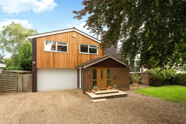 Thumbnail Detached house for sale in The Rushes, The Fisheries, Bray, Berkshire