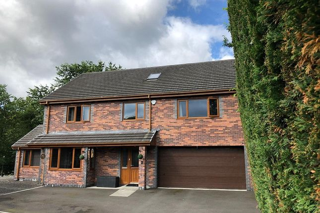 Thumbnail Detached house for sale in Ashmere Drive, Pont Nedd Fechan, Neath, Neath Port Talbot.