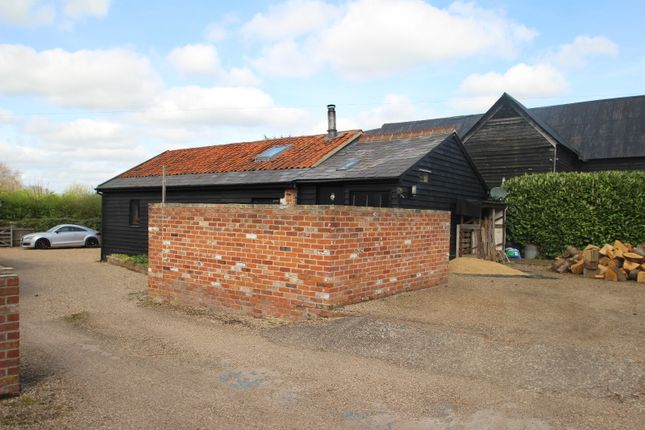 Thumbnail Barn conversion to rent in Turkey Cock Lane, Stanway, Colchester