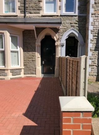 1 bed flat to rent in Stacey Road, Cardiff CF24