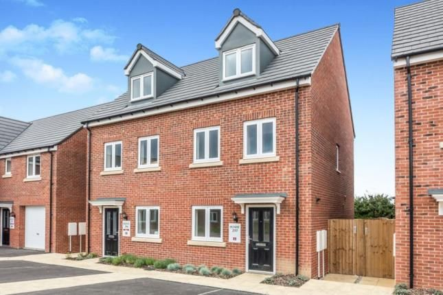 Thumbnail Semi-detached house for sale in Mowbray View, Topcliffe Road, Thirsk, Hambleton