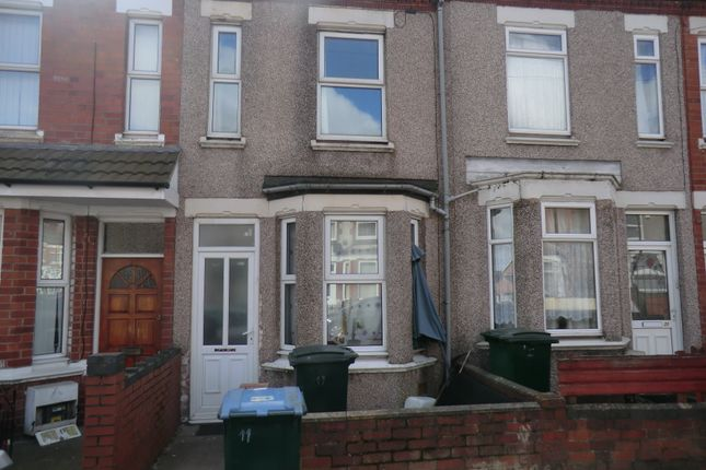 Thumbnail Terraced house for sale in King Georges Avenue, Foleshill, Coventry