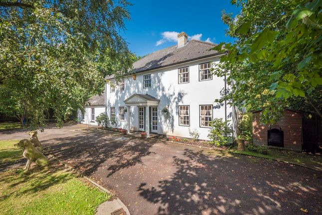 Thumbnail Detached house for sale in Packards Lane, Wormingford, Colchester