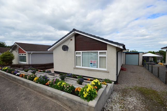 Thumbnail 2 bed detached bungalow to rent in Firthview Drive, Inverness