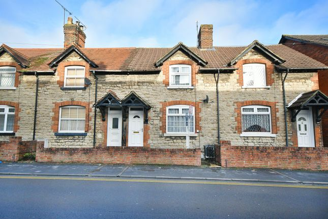 Thumbnail Terraced house for sale in Ermin Street, Stratton St. Margaret, Swindon