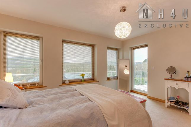 Main Bedroom: of Cilcain Road, Pantymwyn, Mold CH7