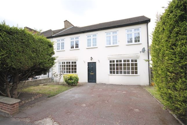 Thumbnail End terrace house to rent in Page Heath Villas, Bromley, Kent