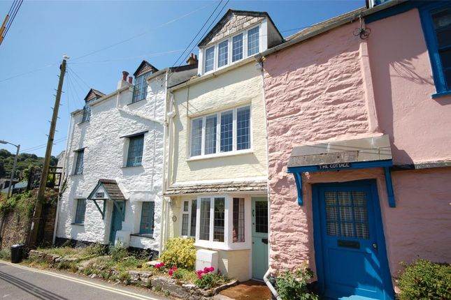 Thumbnail Terraced house for sale in North Road, Looe, Cornwall