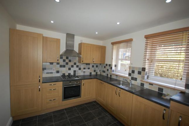 Thumbnail Town house to rent in Caledonian Court, Ferryhill