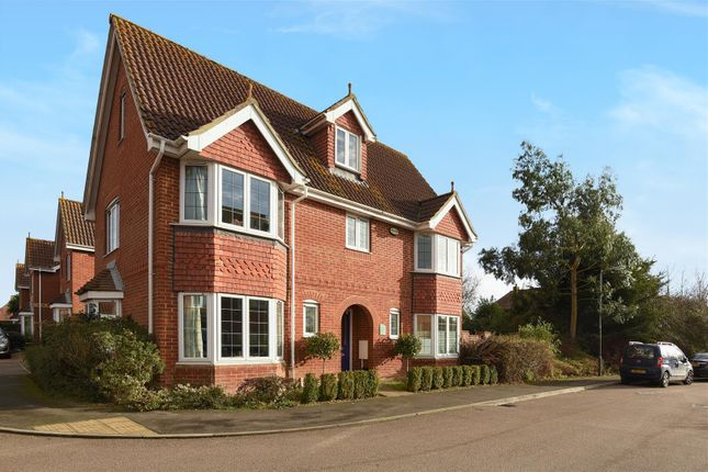 Thumbnail Detached house for sale in Nicolson Close, Tangmere, Chichester