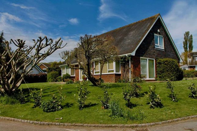 Thumbnail Detached bungalow for sale in Woodland Close, Worthing