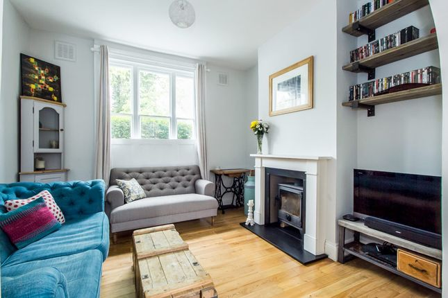 Thumbnail Terraced house for sale in Chapel Road, London