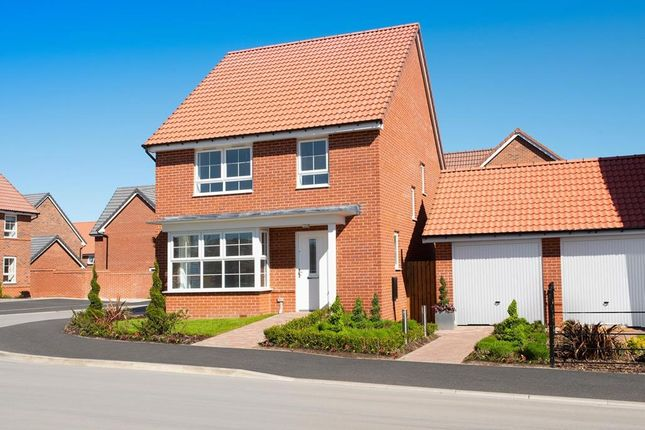 """Thumbnail Detached house for sale in """"Chesham"""" at Dearne Hall Road, Barugh Green, Barnsley"""