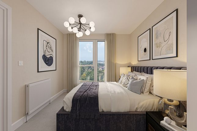 """1 bed property for sale in """"Emerson Apartments"""" at Harrow View, Harrow HA1"""