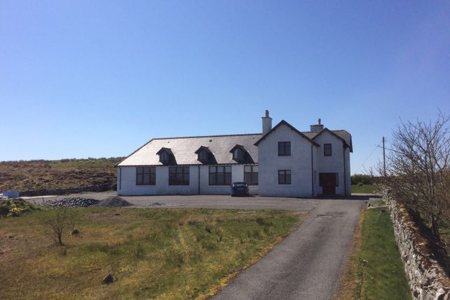 Thumbnail Detached house for sale in Keose, Isle Of Lewis